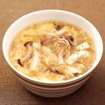 豆腐の酸辣湯(サンラータン)