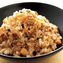 中華おこわ風炒めご飯