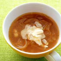 玉ねぎのとろとろスープ