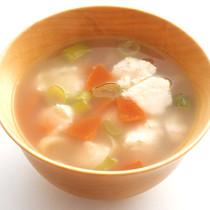 けんちんスープ