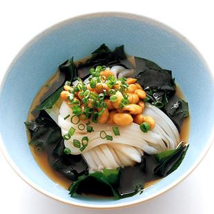 いか納豆の冷やし鉢