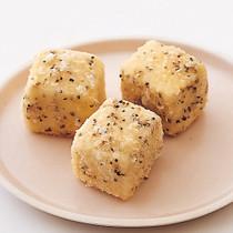 ペッパーチーズ揚げ豆腐