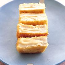 豆腐チーズカツ