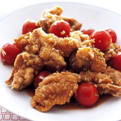 コロコロ油淋鶏