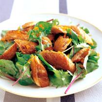 ハラス焼きサラダ