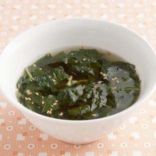 モロへイヤのスープ