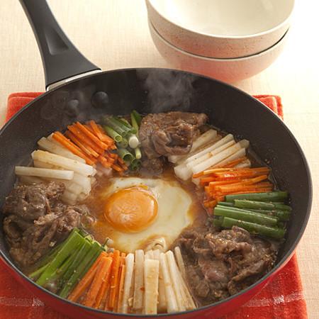 韓国風すき焼き