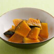 かぼちゃのレモンバター煮