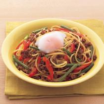 野菜たっぷり中華パスタ