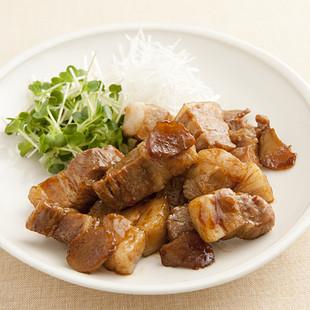 簡単クイック煮豚