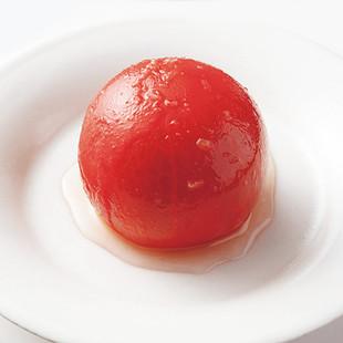 まるごとトマトの白ワイン漬け