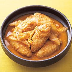 韓国風手羽煮