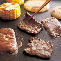 牛赤身焼き肉
