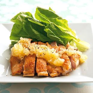 洋風焼き油淋鶏(ユーリンチー)