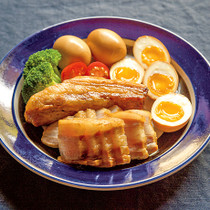 おうちベーコン&燻製卵