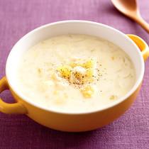 スイートポテトスープ