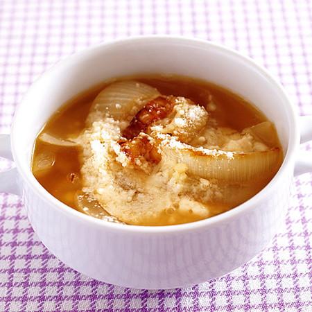 簡単オニオングラタンスープ