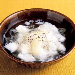 はんぺんの中華スープ