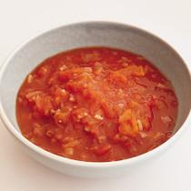 レンジトマトソース