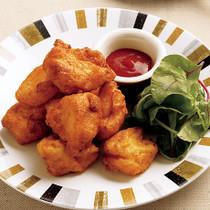 豆腐のナゲット