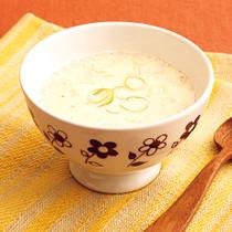 ジンジャー豆乳スープ