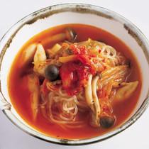 しらたきキムチスープ
