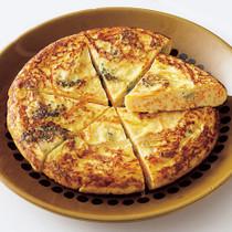 チーズスパニッシュオムレツ