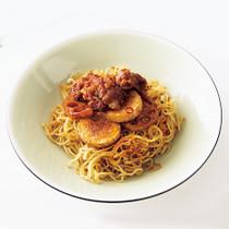 根菜たっぷり中華麺