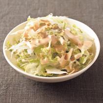 白菜のオーロラサラダ