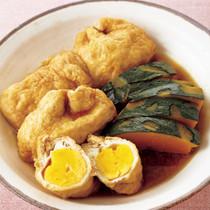 卵のきんちゃく煮