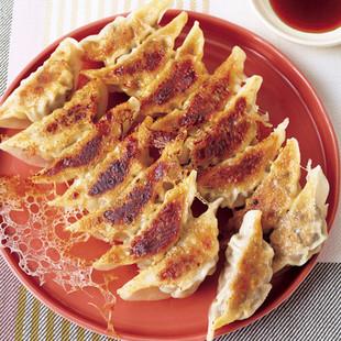 ひじき餃子