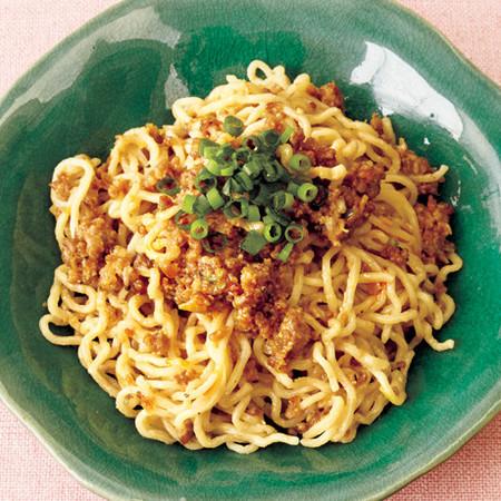 汁なし担担麺(タンタンメン)
