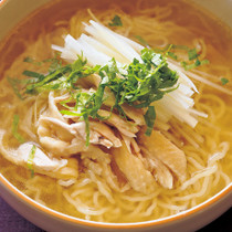 とり中華麺