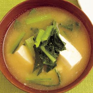 豆腐のごま汁