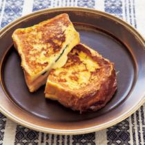 ハム&チーズフレンチトースト