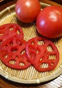 干し野菜!セミドライトマト*冷凍保存♪