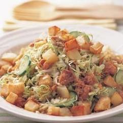 キャベツとツナのおかずサラダ