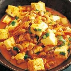 ケンテツ流マーボー豆腐