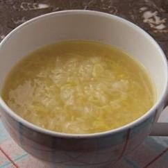 ねぎのスープ