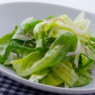 サラダ菜のサラダなの