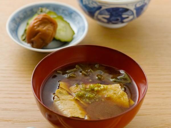 豚しゃぶスープ