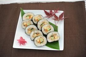 特産たっぷり巻き寿司