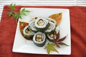 播州穴子の高菜巻き寿司