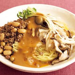 簡単担担麺(タンタンメン)