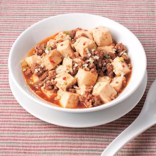 焼き肉のたれで麻婆豆腐