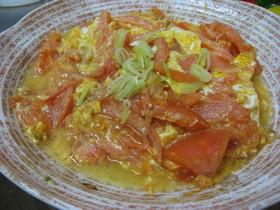 西紅柿炒鶏蛋 : トマ卵炒め