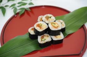 山田錦のきんぴら巻き寿司