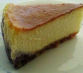 ブルーベリーWチョコチーズケーキ