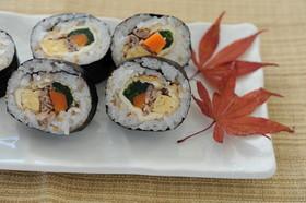 あげ巻き寿司