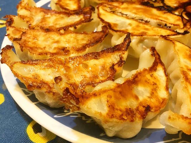 餃子 の 作り方 レシピ